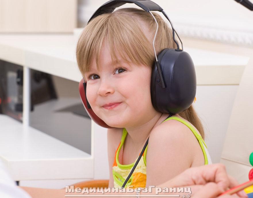 Аудиометрия, аудиограмма, лечение слуха за границей в Таиланде, Израиле, Германии