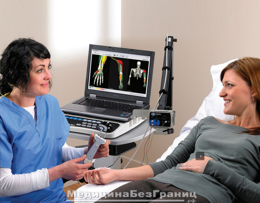 Электромиография и лечение за границей в Таиланде, Германии, Израиле