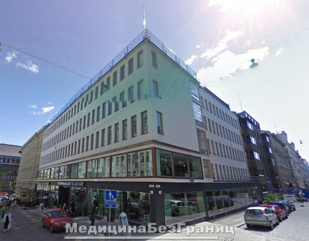 Международная клиника Финляндия
